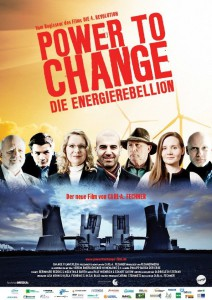 "Filmplakat ""Power to Change"""